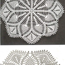 Home Decor Crochet Patterns Part 181 32