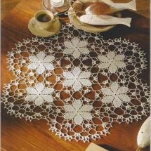 Home Decor Crochet Patterns Part 182 22