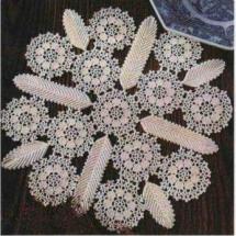 Home Decor Crochet Patterns Part 182 31