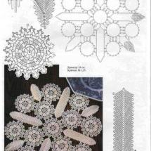 Home Decor Crochet Patterns Part 182 32