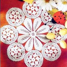 Home Decor Crochet Patterns Part 182 33