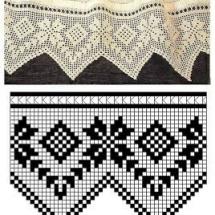 Lace Edging Crochet Patterns Part 15 1