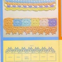 Lace Edging Crochet Patterns Part 15 10