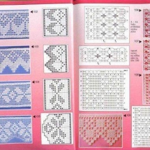 Lace Edging Crochet Patterns Part 15 11