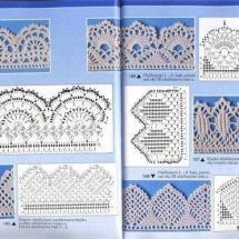 Lace Edging Crochet Patterns Part 15 12