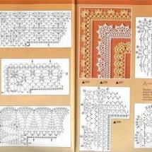 Lace Edging Crochet Patterns Part 15 13