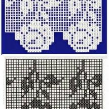 Lace Edging Crochet Patterns Part 15 2