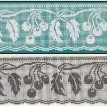 Lace Edging Crochet Patterns Part 15 22