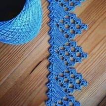 Lace Edging Crochet Patterns