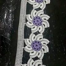 Lace Edging Crochet Patterns Part 15 29