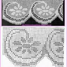 Lace Edging Crochet Patterns Part 15 4
