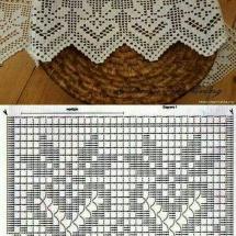 Lace Edging Crochet Patterns Part 15 6