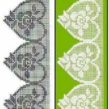 Lace Edging Crochet Patterns Part 15 7