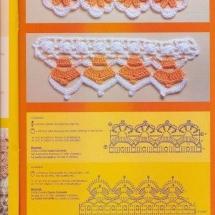 Lace Edging Crochet Patterns Part 15 8