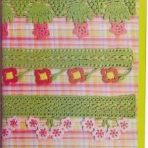 Lace Edging Crochet Patterns Part 15 9