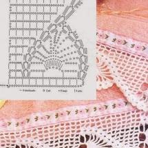 Lace Edging Crochet Patterns Part 16 10