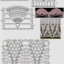 Lace Edging Crochet Patterns Part 16 11