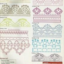 Lace Edging Crochet Patterns Part 16 12