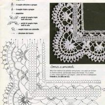 Lace Edging Crochet Patterns Part 16 3