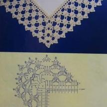 Lace Edging Crochet Patterns Part 16 4