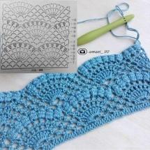 Lace Edging Crochet Patterns Part 16 6