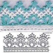 Lace Edging Crochet Patterns Part 16 9